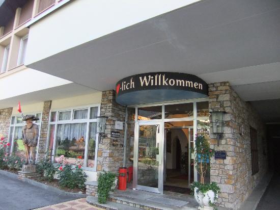 Hotel Sport Klosters: La reception
