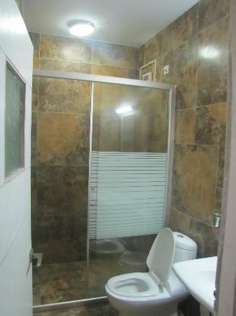Hotel Gautam Lonavala: Bathroom