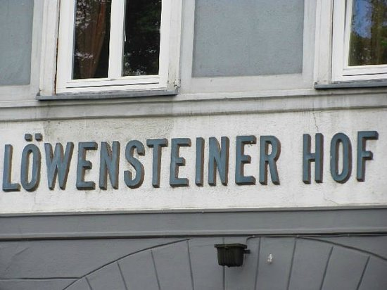 Hotel Lowensteiner Hof