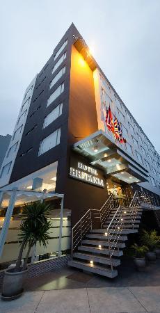 Hotel Britania Miraflores 63 9 6 Updated 2018 Prices Reviews Lima Peru Tripadvisor
