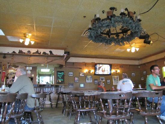 Gold Rush Inn: Restaurant