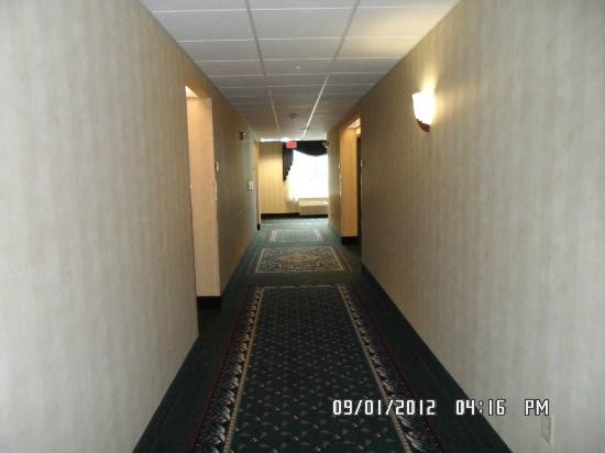 ‪‪Country Inn & Suites By Carlson, Lancaster (Amish Country)‬: Hallway
