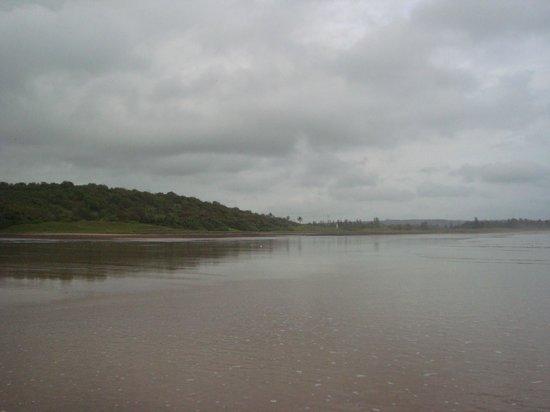 Guhagar, Indie: Beach view