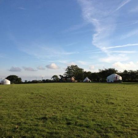 Secret Cloud House Holidays: Glamping Hen Weekend