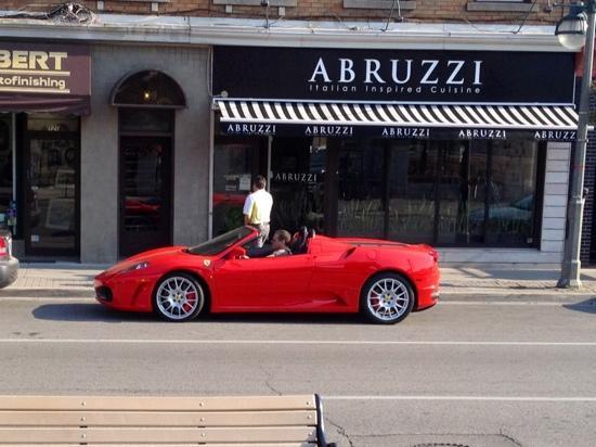 Abruzzi Ferrari