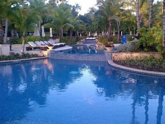 The St Regis Bahia Beach Resort Puerto Rico Beautiful Pools