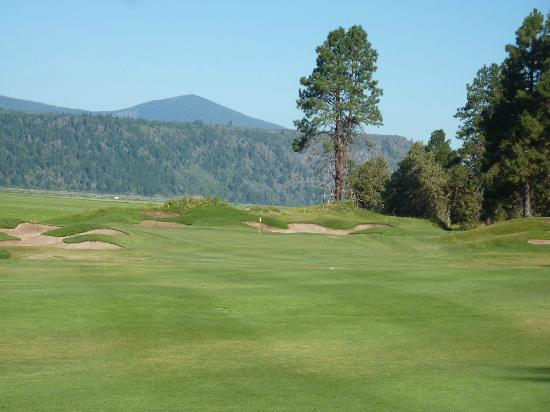 Running Y Ranch Golf Course: Beautiful area and course