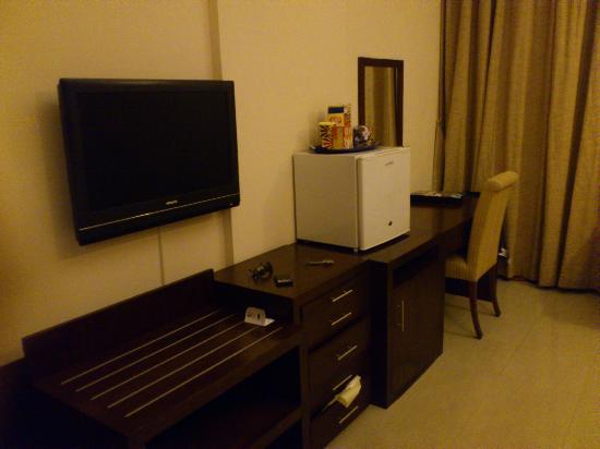 فندق رينيو: Tv 