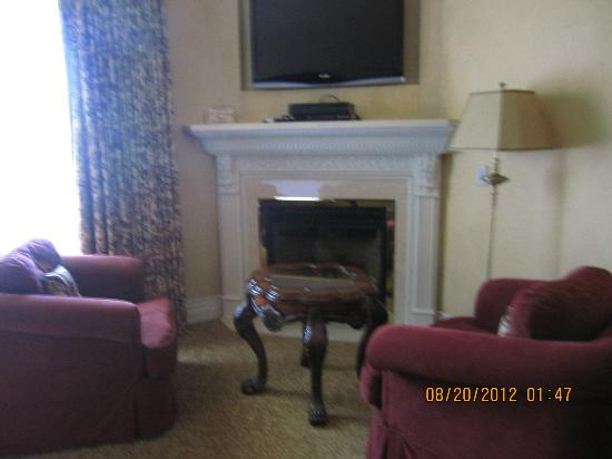 Santa Ynez Inn: Relax