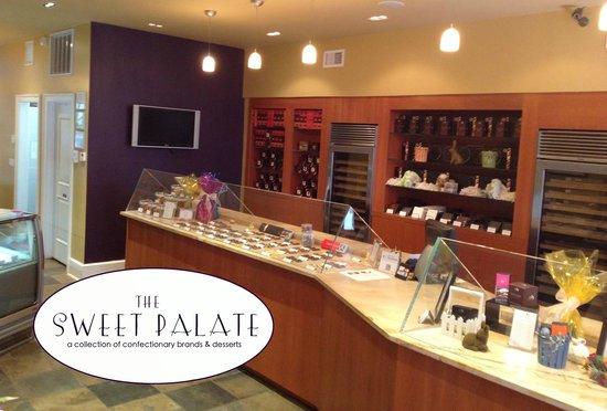 The Sweet Palate