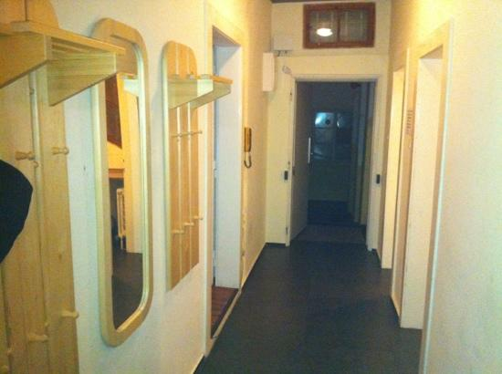 Charles Bridge Economic Hostel: hall