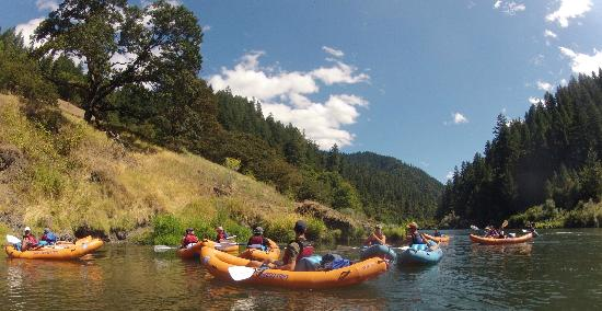 Orange Torpedo Rafting Trips: Wild & Scenic Rogue River with OTT