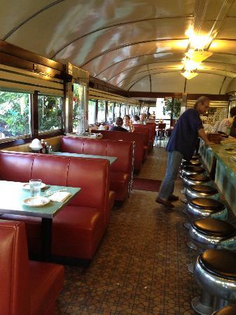 Birdseye diner interior picture of birdseye diner for Diner interior
