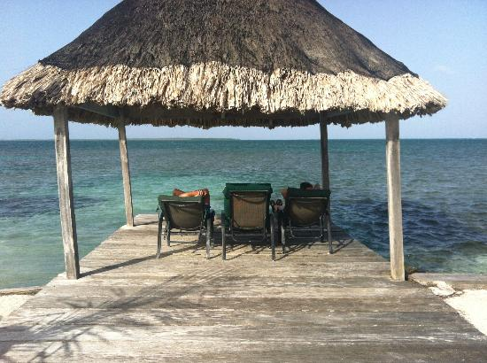 Turneffe Island Resort: Surface interval & afternoon rest time