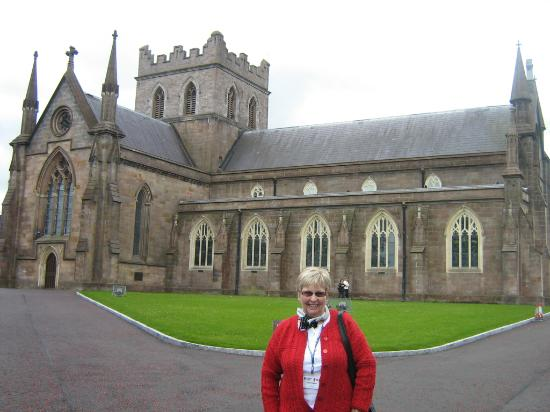 St. Patrick's Cathedral (Church of Ireland): St. Patrick's Church of Ireland Cathedral!