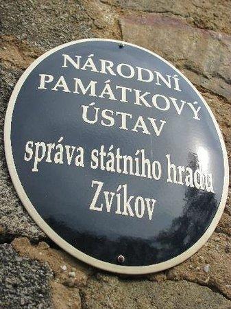 Bohemia, República Checa: plaque
