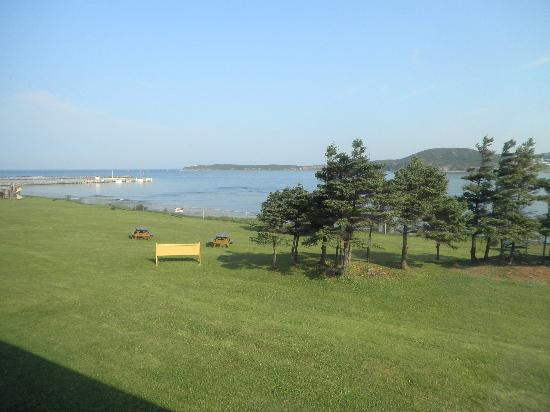 Gros Morne Cabins: View from our cabin