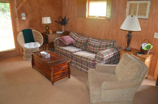 Banner Haven B&B and Cabin Rentals: Creekside Cabin