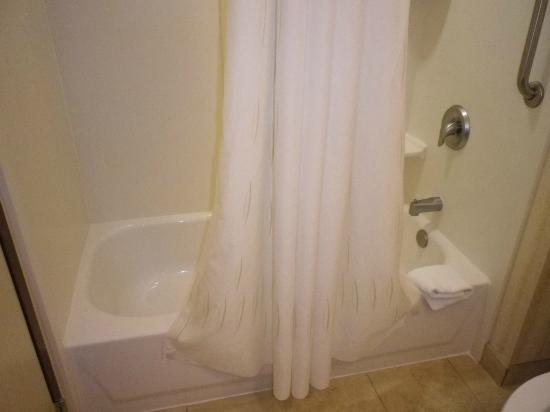 Comfort Suites: Bathroom Shower