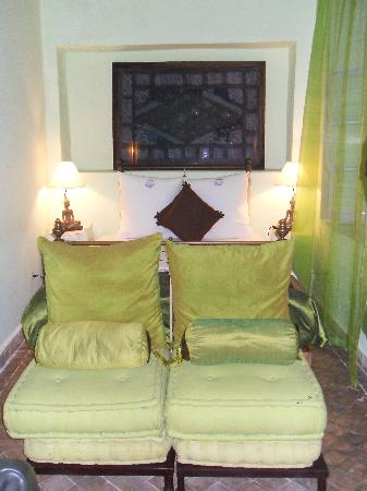 Riad Casa Lila : Notre chambre