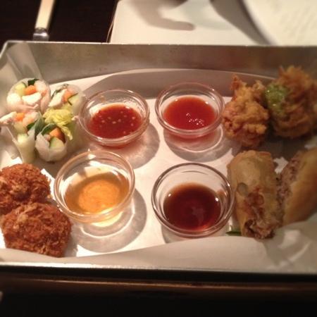The Art Kitchen: sharing platter