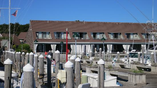 Montauk Yacht Club Resort & Marina: Rooms around the Marina