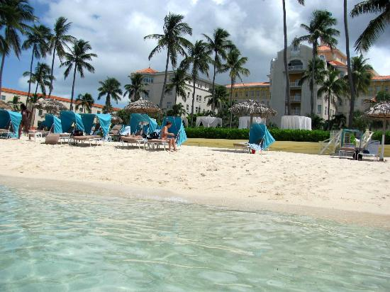 British Colonial Hilton Clear Water Beach Picture Of