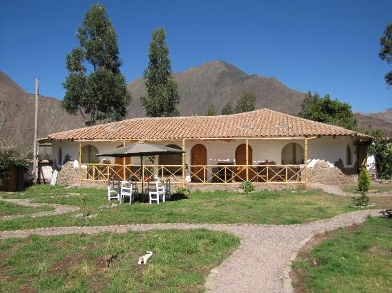 Madre Tierra Resort Sacred Valley: este es la Area de recreativa y descanso