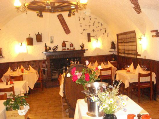 Hotel Al Boccalino : Dining Area