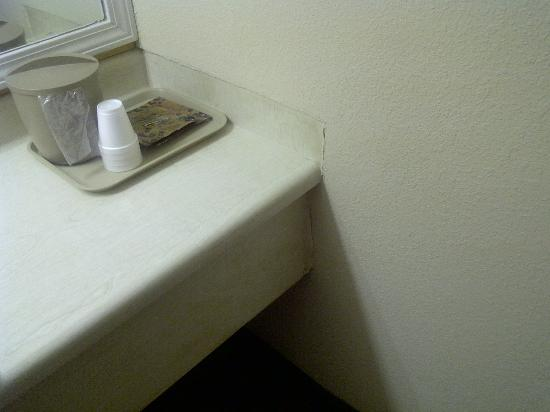 Econo Lodge Richmond Hill: Sink Area