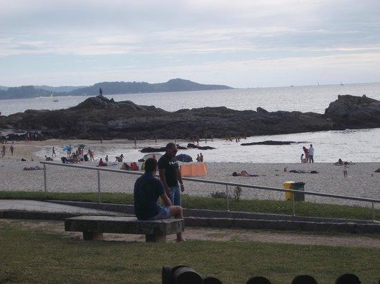 Hotel Riveiro I: Playa de Areas