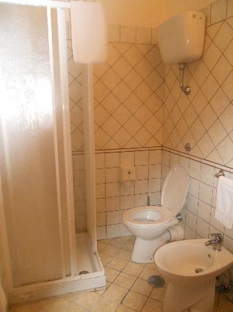 Hotel Nice: il bagno