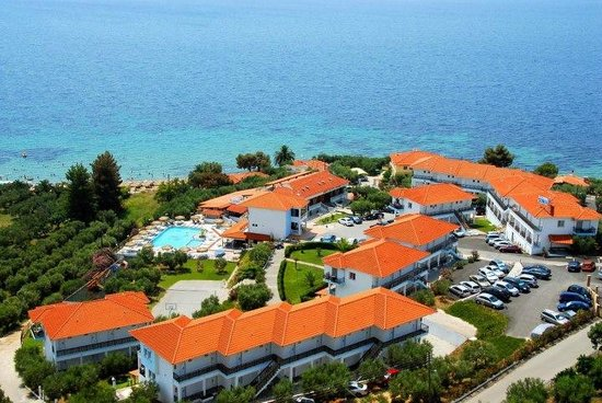 Gerakini, Greece: hotel