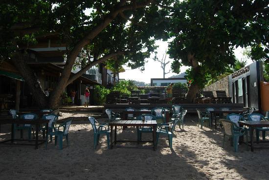 Saireehut Resort: View of hotel from the beach