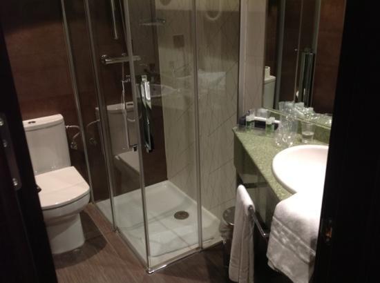 Hotel Q!H Centro Leon : bathroom
