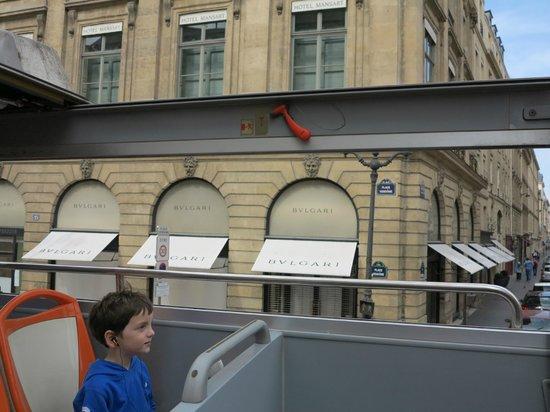Foxity Bus Tours : Paris
