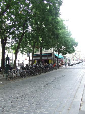 Ibis Styles Paris Voltaire Republique: Nelle vicinanze