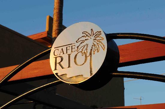 Cafe Rio Aptos: CAFE RIO ON THE BEACH
