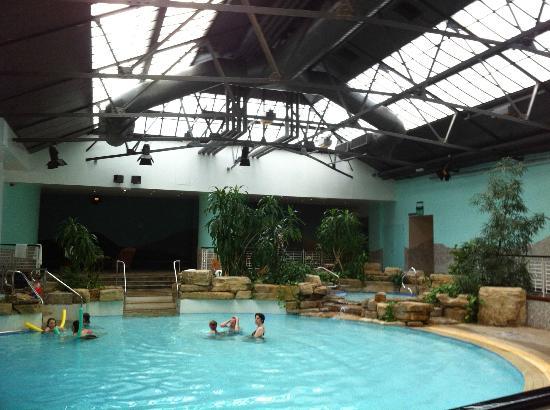 Pool Area Picture Of Gleneagles Auchterarder Tripadvisor