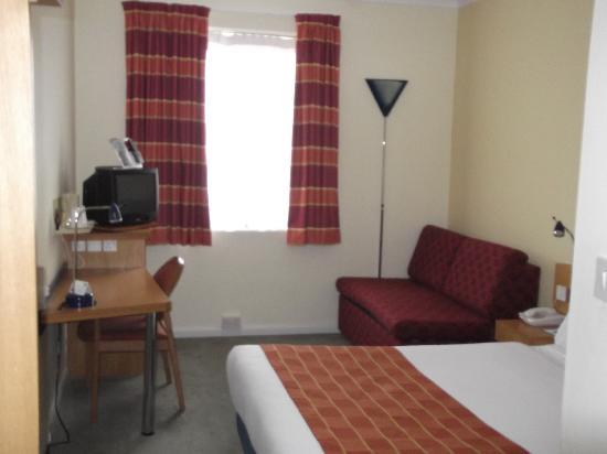 Holiday Inn Express Stoke-on-Trent: Room