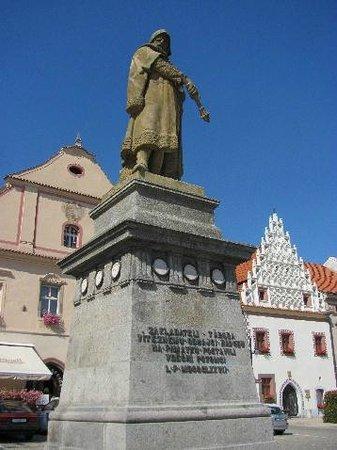 Jan Zizka Monument