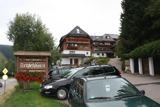 Hotel Schlehdorn: the hotel