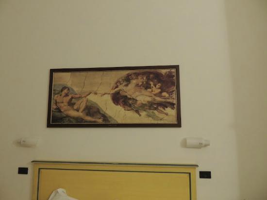 هوتل فاساري: Painting.....