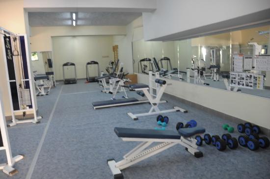 Eurovillage Achilleas Hotel : Gym