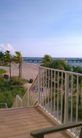 Windjammer Resort: Great View