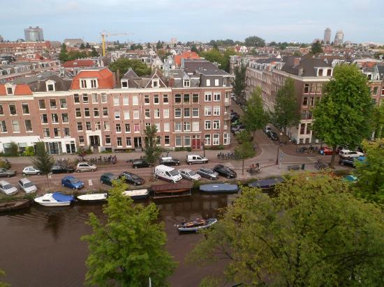View From Our Room Picture Of Nh Amsterdam Museum