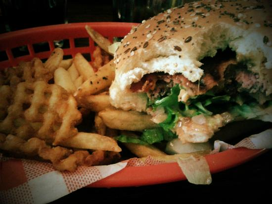"Burger'N'Co: mon ""Highway to Hell"""