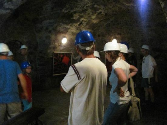 Tabor Tunnels : our group