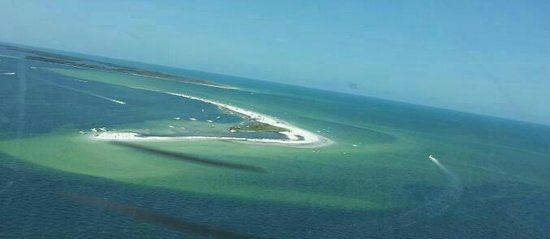 Private Island Charters: One of our Beautiful Island beaches