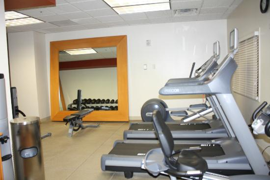 DoubleTree Suites by Hilton Hotel Salt Lake City: Fitness